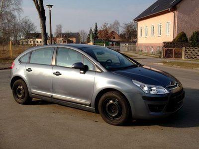 gebraucht Citroën C4 VTi 120 Style!! EURO 4 !! KLIMA !! 1.HAND !!
