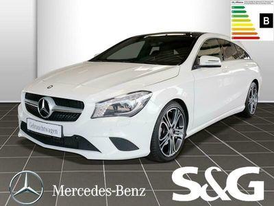 gebraucht Mercedes CLA180 Shooting Brake URBAN Bi-Xenon+Pano.+Navi