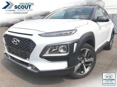 used Hyundai Kona 1.6 Benzin, Turbo 7-DCT 4WD STYLE ( Assistenz-Pake