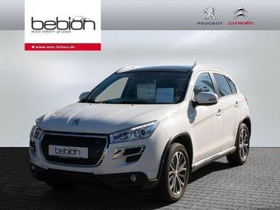 gebraucht Peugeot 4008 HDI FAP 150 Stop & Start Allure,Navi,Leder