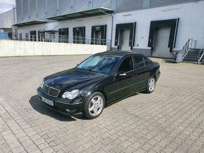 gebraucht Mercedes C32 AMG Mercedes BenzAMG Kompressor Limousine...