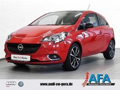 gebraucht Opel Corsa E 1 0 Turbo Color Edition SHZ LED-Tag Lenkr.HZG
