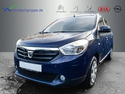 gebraucht Dacia Lodgy 1.6 MPI 85 +Bluetooth+Tagfahrlicht