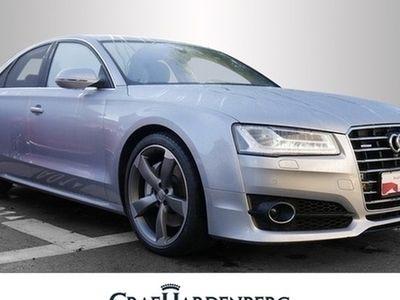 gebraucht Audi A8 Limousine 4.2 TDI quattro Matrix-LED Panorama