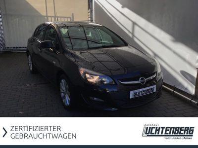 gebraucht Opel Astra Active Parksensoren Sitzheizung Klimaaut