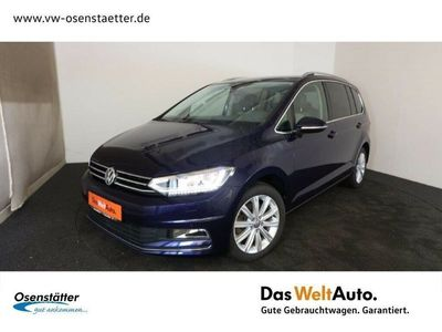gebraucht VW Touran 2,0 TDI ''Highline'' 7-Sitze/LED/Klima/Si