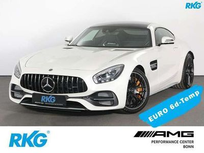 gebraucht Mercedes AMG GT C Comand*Burmester 3D*Sitzklima*Keyless*