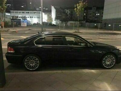 gebraucht BMW 735L i EXPORT als Limousine in Innenstadt