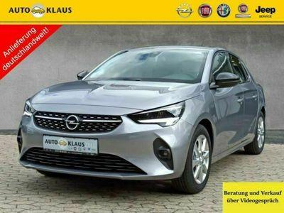 gebraucht Opel Corsa F 1.2 Elegance Automatik Rückfahrkamera