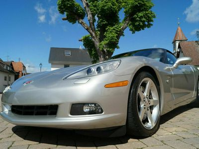 gebraucht Corvette C6 Cabrio/Z51/6-Gang Handschalter/EU-Modell