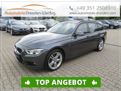 gebraucht BMW 320 iA XDrive M Sport*voll LED*NaviProf*Hifi*Leder