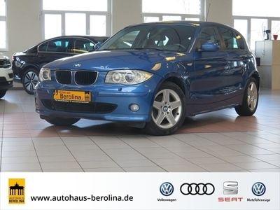 gebraucht BMW 118 i *XENON*SD*GRA*SHZ*