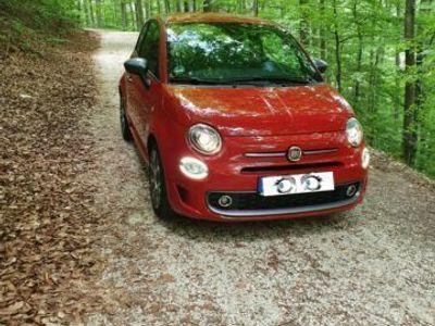 gebraucht Fiat 500S Automatik/4 Jahre Garantie/16 Zoll/Navi