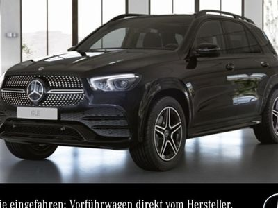 gebraucht Mercedes 300 GLE d 4M Fahrass Sportpak Distr+ LED AHK Night