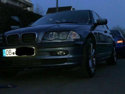 gebraucht BMW 318 i e46 mit (LPG) *Schiebedach*