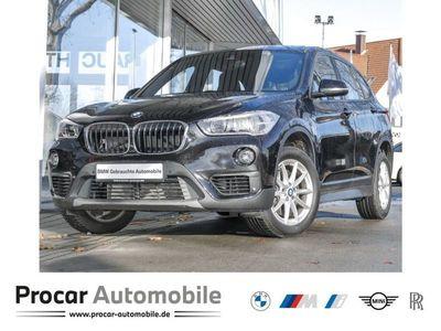 gebraucht BMW X1 sDrive20i Advantage Steptronic DCT