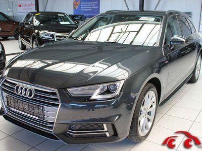 gebraucht Audi A4 AVANT 1,4 TFSI S-TRONIC SPORT S-LINE-EXTERIEUR NAV