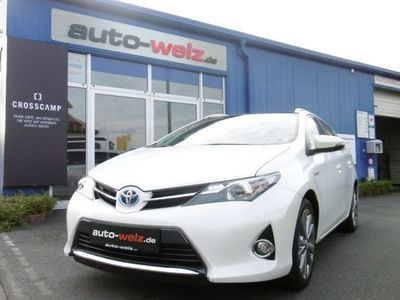 gebraucht Toyota Auris 1.8 VVT-i Hybrid Automatik Touring Sports Life