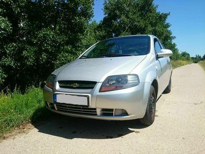 gebraucht Chevrolet Kalos -Bauj. 2006 - 98000 km - T...
