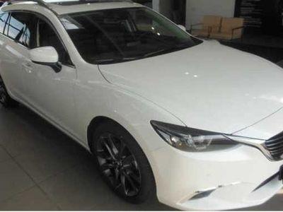 gebraucht Mazda 6 Kombi SKYACTIV-G 192 Drive KIZOKU INTENSE Led