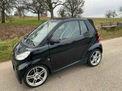 gebraucht Smart ForTwo Cabrio pulse micro hybrid drive als Cabrio/Roadster in Malsch