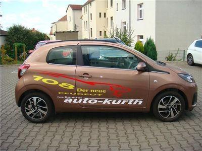 gebraucht Peugeot 108 Top! Active 68 VTI wenig Kilometer