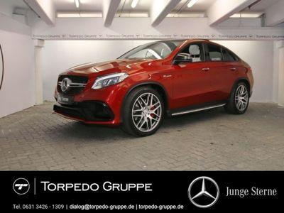 gebraucht Mercedes GLE63 AMG S AMG 4M COUPÉ NAVI+COMAND+LED+NIGHT+PANO