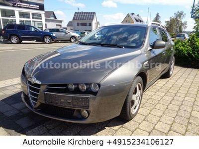gebraucht Alfa Romeo 159 Sportwagon 2.2 JTS 16V Distinctive+Leder