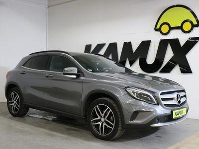 gebraucht Mercedes GLA220 CDI Edition 1 7G-Tronic +Bi-Xenon +Navi +Teil-Leder +Exclusiv Paket +EURO 6