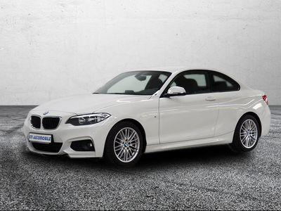 gebraucht BMW 218 d Coupe Aut. M-Sportpaket Navi