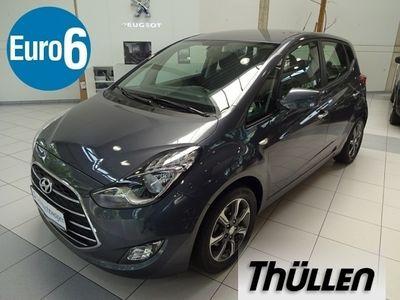 gebraucht Hyundai ix20 1.4 BLUE YES! SILVER SITZHEIZUNG, KLIMA, EINP