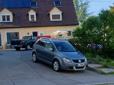 gebraucht VW Golf Plus Cross 2.0 TDI