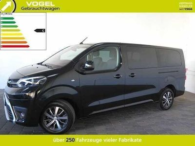 verkauft toyota proace camper 2 0 d 4d gebraucht 2018 5. Black Bedroom Furniture Sets. Home Design Ideas