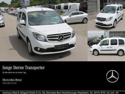 gebraucht Mercedes Citan 111 CDI Edition Kamera Klimaauto Tempomat