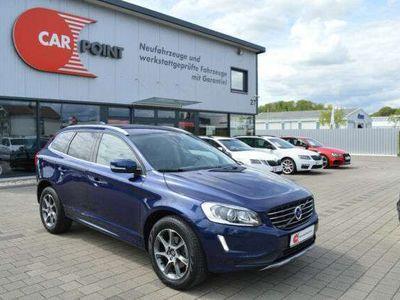 gebraucht Volvo XC60 D4 Ocean Race/ AHK/ NAVI/ LEDER/ XENON/ SHZ