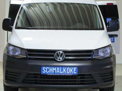 gebraucht VW Caddy Kasten 1.2 TSI BMT AHK Klima Heckflügeltüren