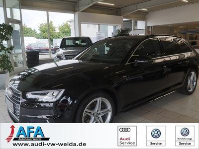 used Audi A4 Avant 1,4 TFSI Sport S tronic 3x S-Line ,AHK,LED,V