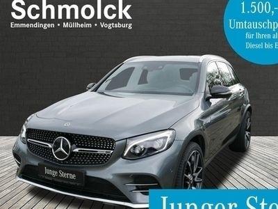 "gebraucht Mercedes GLC43 AMG AMG 4M 21""/LED/KEYLESS/KAMERA/DIST./SPURP"