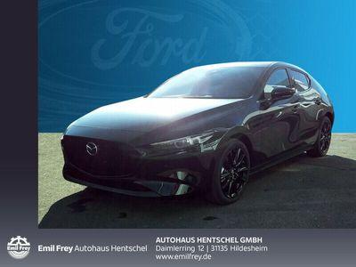 gebraucht Mazda 3 SKYACTIV-X 2.0 M-Hybrid SELECTION 132 kW, 5-tü