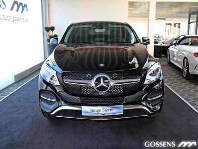 gebraucht Mercedes GLE350 D 4M Coupe*AMG-Int.*Comand*ILS*AHK*PTS