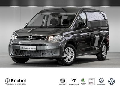 gebraucht VW Caddy Maxi Life 1.5 TSI Klima PDC App-Connect
