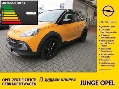 gebraucht Opel Adam Rocks 1.4 IntelliLink4.0,PDCv+h,SHZ,LHZ,Klimaauto.,ALU