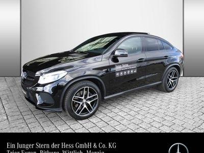 gebraucht Mercedes GLE450 AMG AMG 4M Coupé Pano Comand Harman