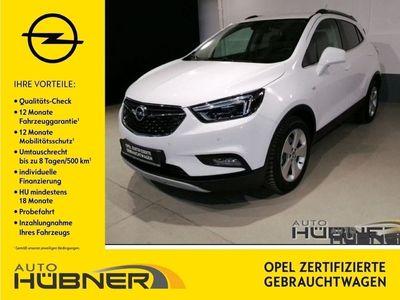 gebraucht Opel Mokka X 1.4 Innovation Navi Allwetter Kamera USB