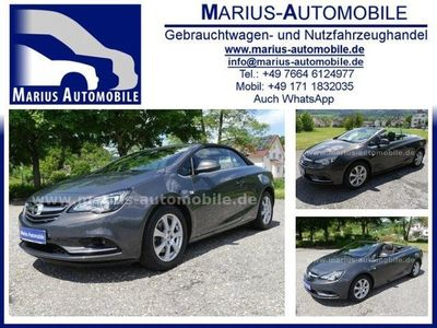 gebraucht Opel Cascada 1.6 Turbo INNOVATION / Sport-Paket