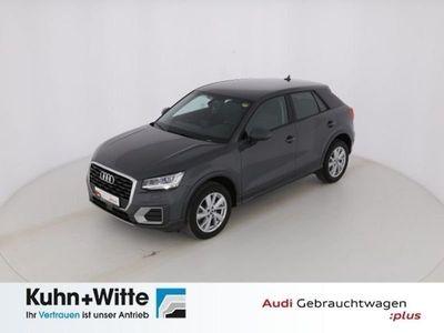 gebraucht Audi Q2 1.6 TDI Design*LED*Sound-System*