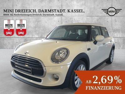 used Mini Cooper D 5-Türer