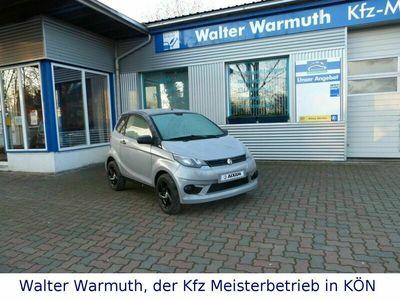 gebraucht Aixam City Sensation / gr. KD neu/ sehr sauber als Kleinwagen in Bad Königshofen