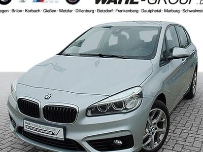 gebraucht BMW 220 Active Tourer i Sport Line LED Pano.Dach Shz