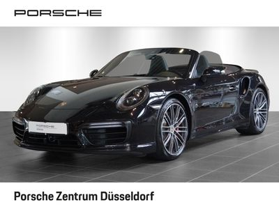gebraucht Porsche 911 Turbo Cabriolet 3.8 911 Turbo elektr Sitzbelüfting